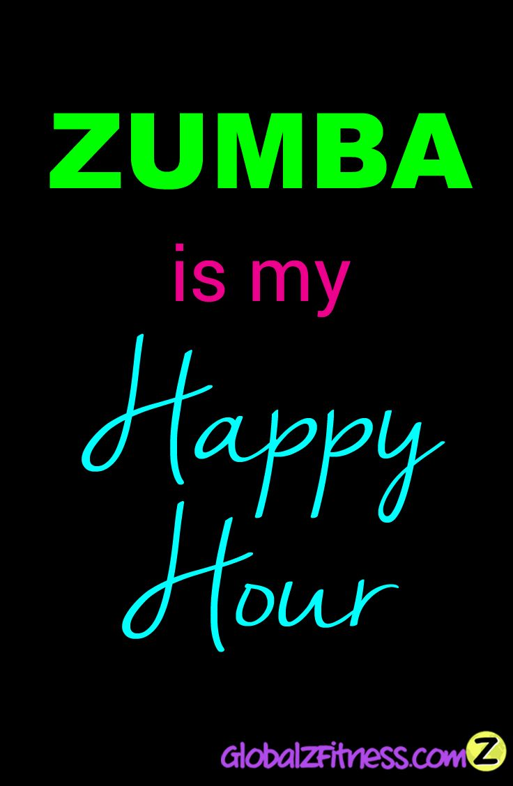 Everything you need to know about zumba Zumba is our Happy ...