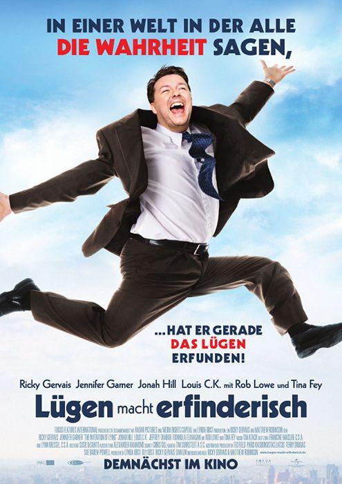 Poster zum Film: Lügen macht erfinderisch