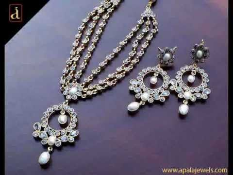 Designer Diamond Jewellery Collection 2013 by Apala Jewels http