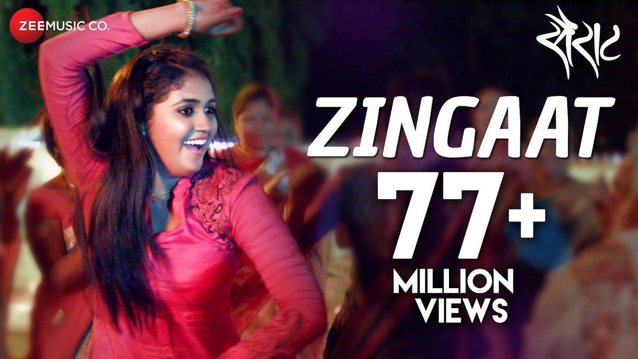 Zingaat Official Full Video Sairat Akash Thosar Rinku Rajguru Ajay Atul Nagraj Manjule Songs Marathi Song Mp3 Song