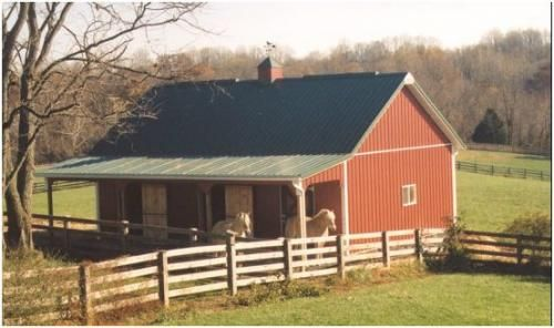 Barn designs horse barn plans horse barn plan for Small barn ideas
