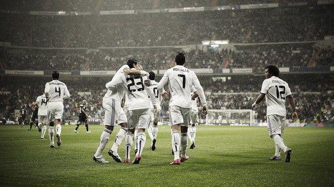 "German Footballer RM C Ronaldo Art 25""x14"