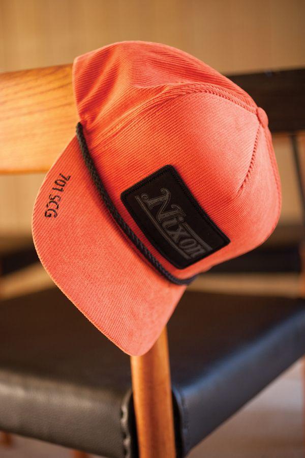 1f5f7325ab5bb Nixon  Marshall Trucker Hat