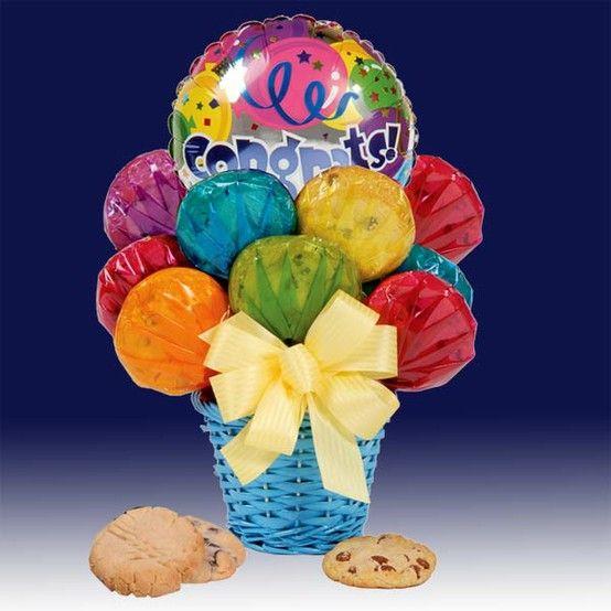 Congratulations Cookie Bouquet When A Big Congratulations