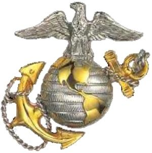 Marine Corps Pin Marine Corps Emblem Marine Corps United States Marine Corps