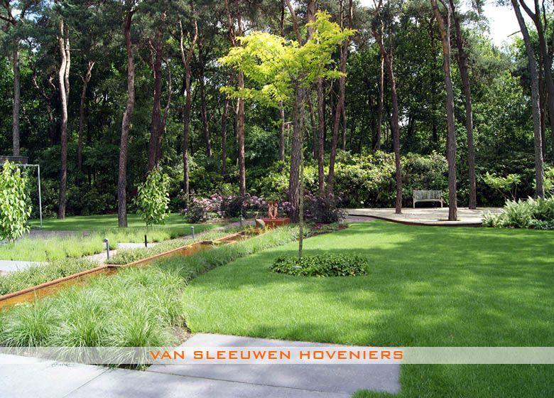 Van sleeuwen hoveniersveghel 3d tuinontwerptuinaanleg