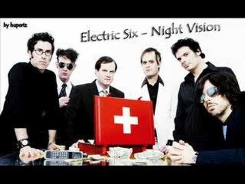 Electric Six - Night Vision