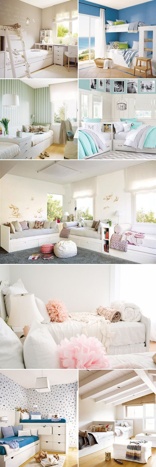 Best 29 Shared Bedrooms Ideas For Children Shared Bedrooms 640 x 480