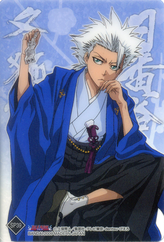 Hitsugaya toshiro he looks so bored manga bleach anime