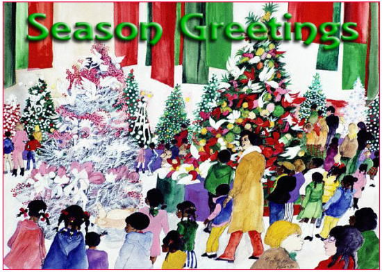 Afican american season greetings art images african american afican american season greetings art images african american greeting cards afrocentric greetings black m4hsunfo Images