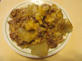 The Busy Bee's: Sausage Potato Casserole-Really really good!