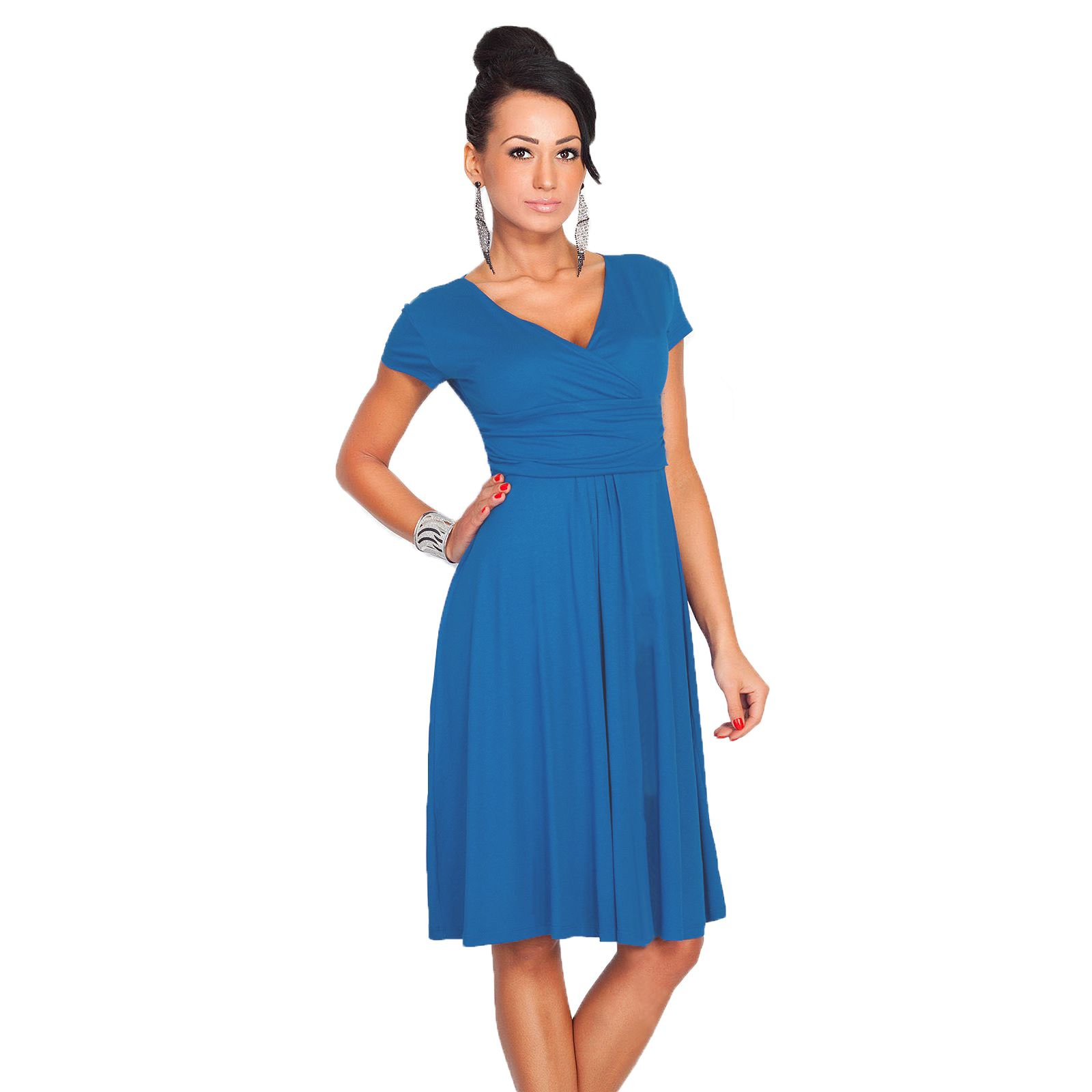 Click to Buy << 2017 Sexy Bohemian Women Dress Elegant Vestidos De ...