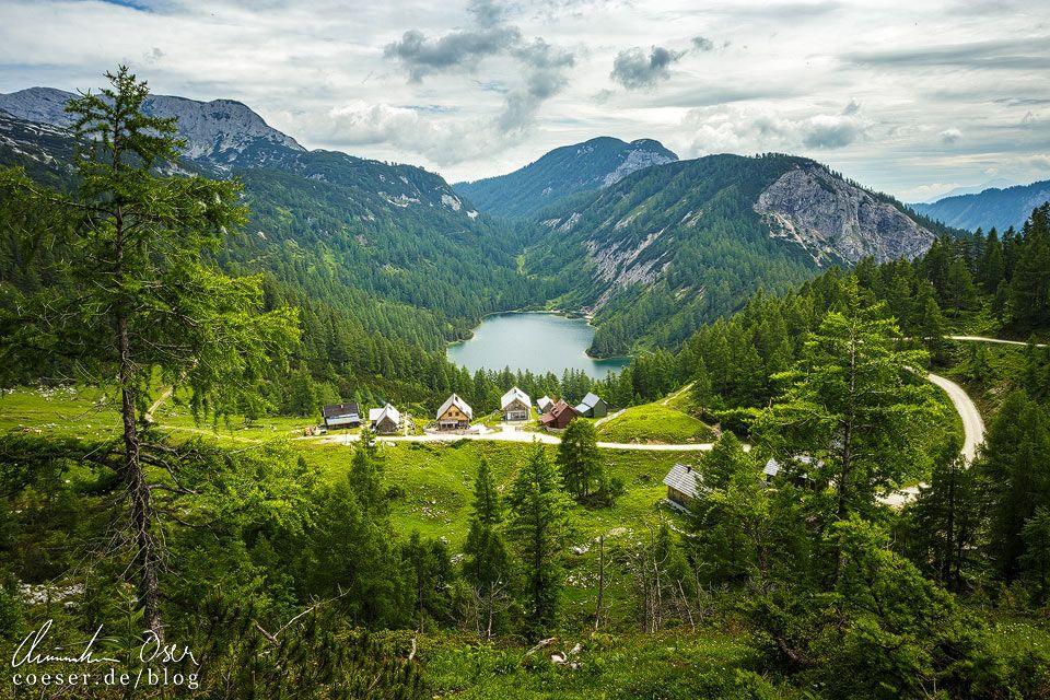 Aussichtspunkt Steirerseebankerl Am 6 Seen Wanderweg Auf Der Tauplitzalm Seen Reiseblog Reiseziele