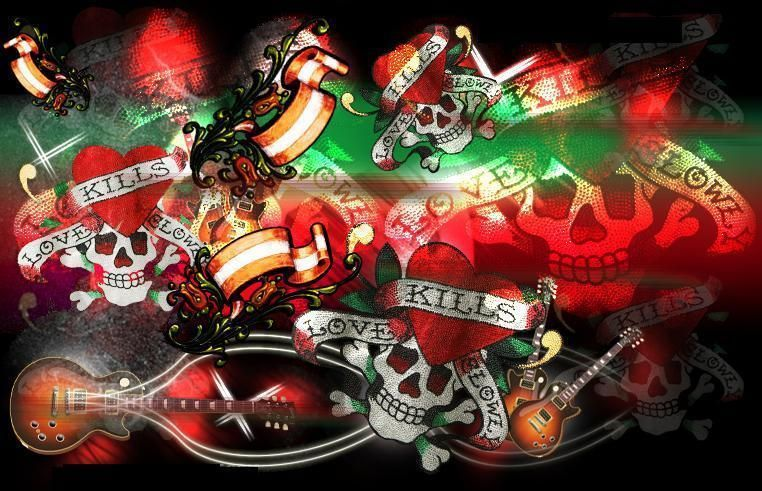 Ed hardy tribute comment picture and wallpaper ed hardy - Ed hardy designs wallpaper ...