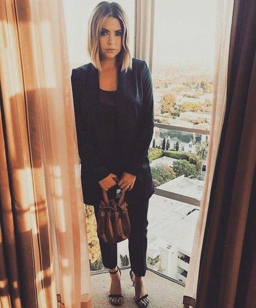 Ashley Benson Com Imagens Benson Moda Feminina Looks