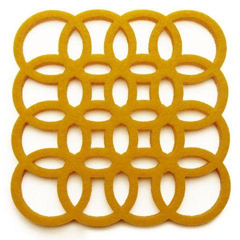'Loom' Coasters