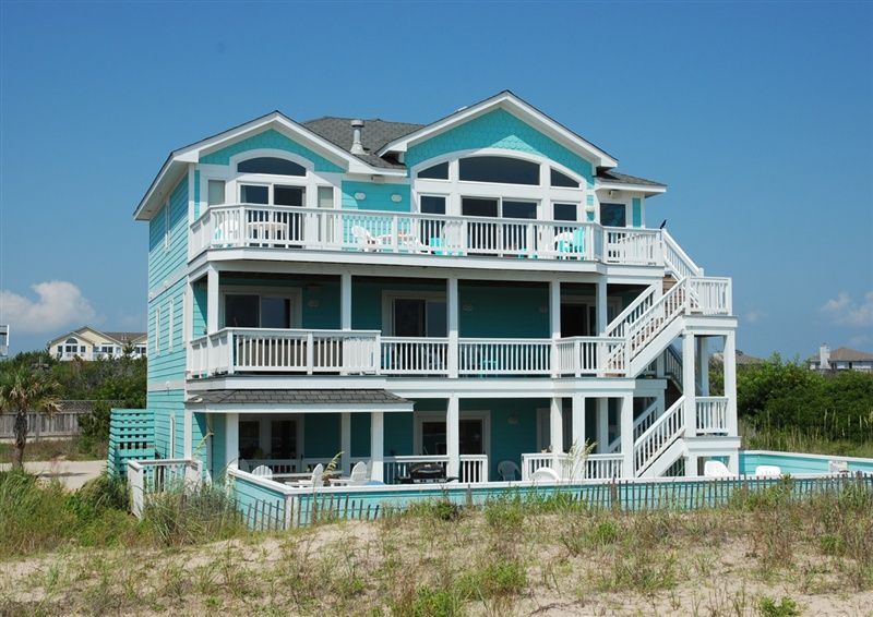 Twiddy Outer Banks Vacation Home Amore Corolla Oceanfront 8