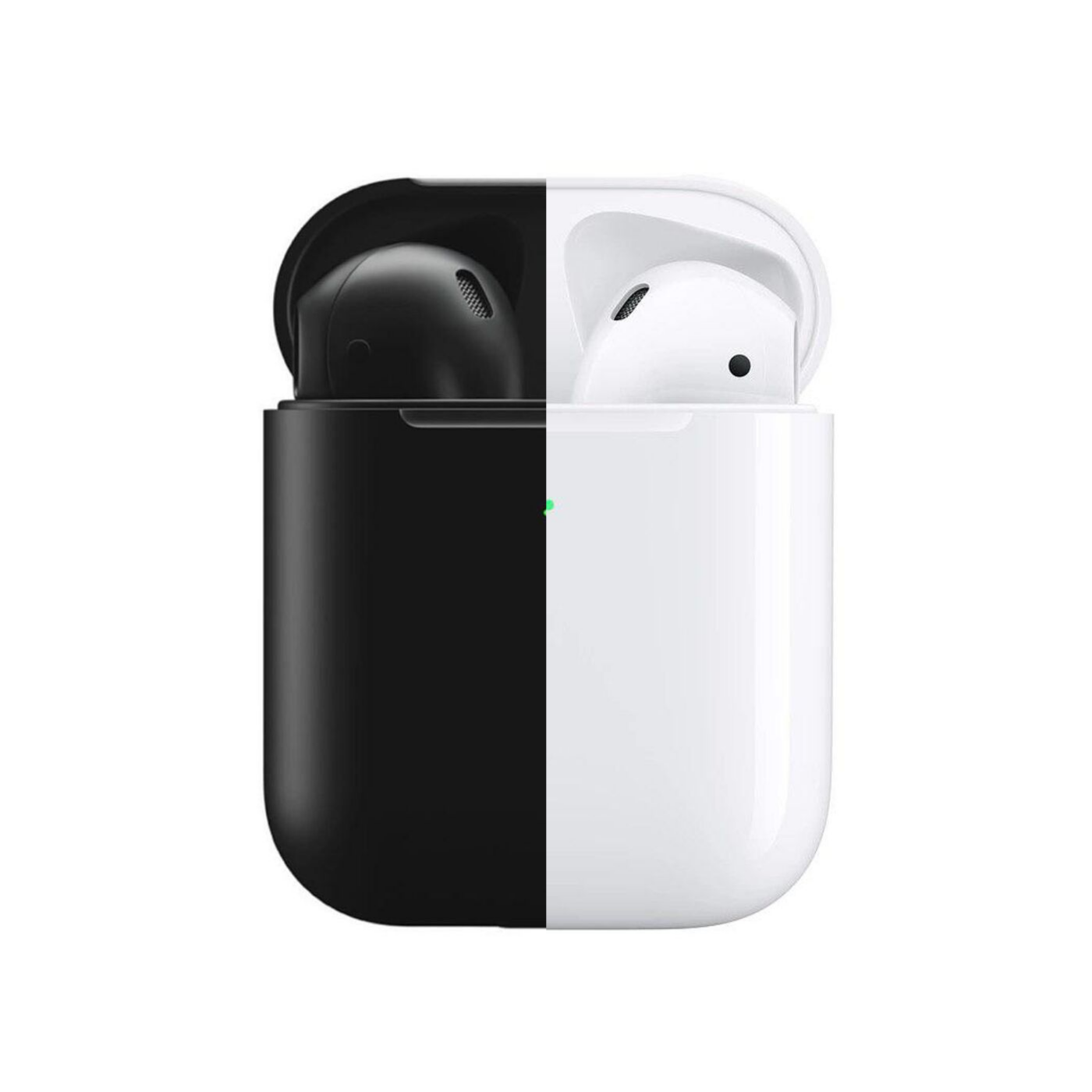 airpods 1 and 2 size difference