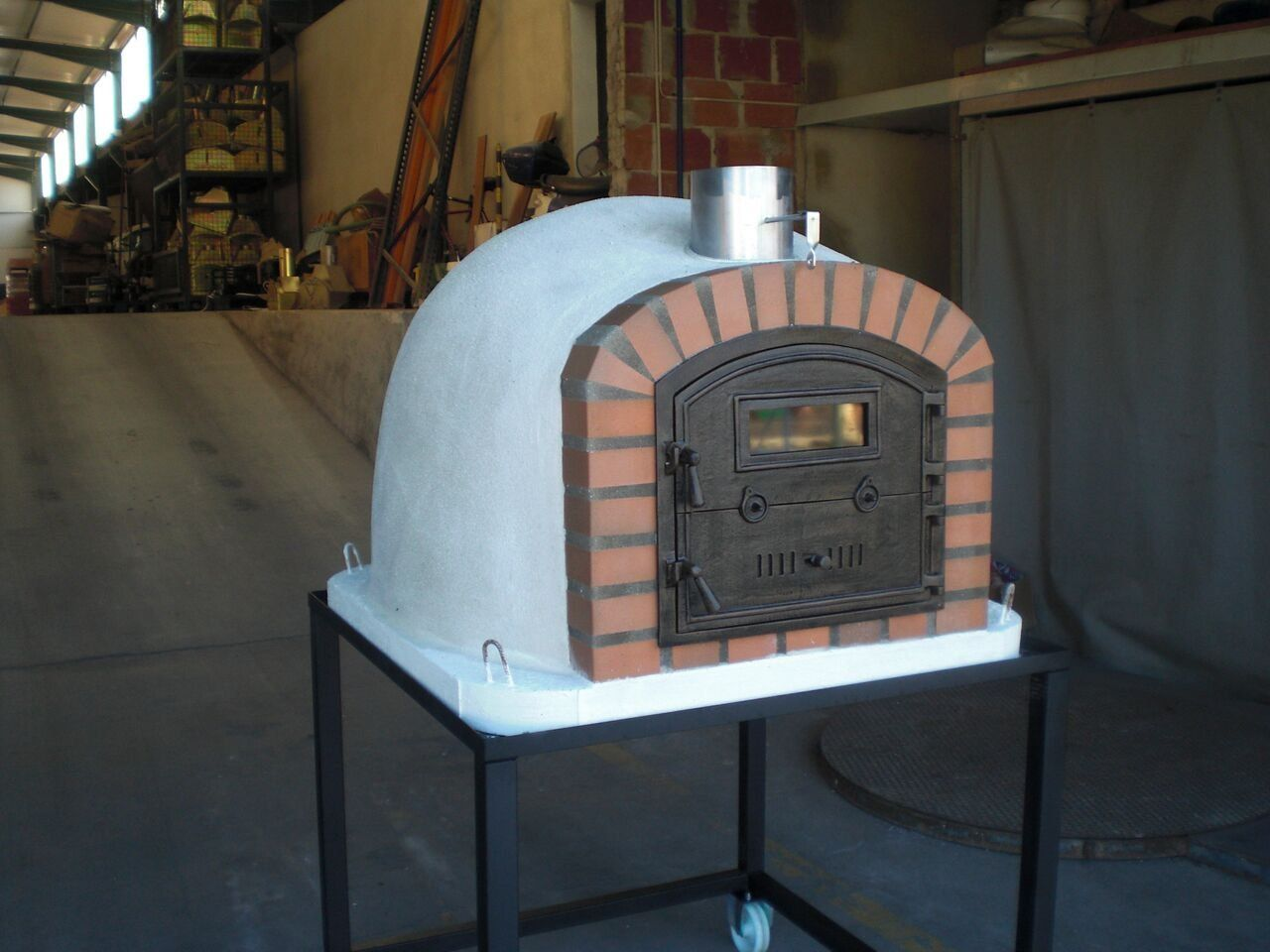 Amazon Com Brick Pizza Oven Insulated Wood Fired Handmade In Portugal Brick Or Stone Face Other Patio Pizza Oven Woodfired Pizza Oven Brick Pizza Oven