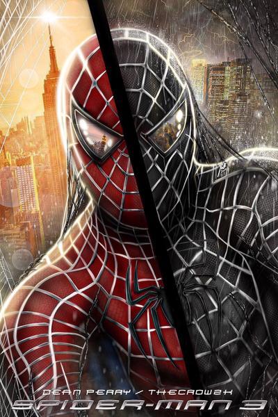Sam Raimis Spider Man 3 Artwork By Thecrow2k On Deviantart Spiderman Spiderman Art Marvel Spiderman