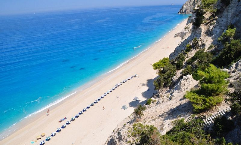 10 Places in Lefkada That Look Like They've Been Taken Out Of Fairy Tales