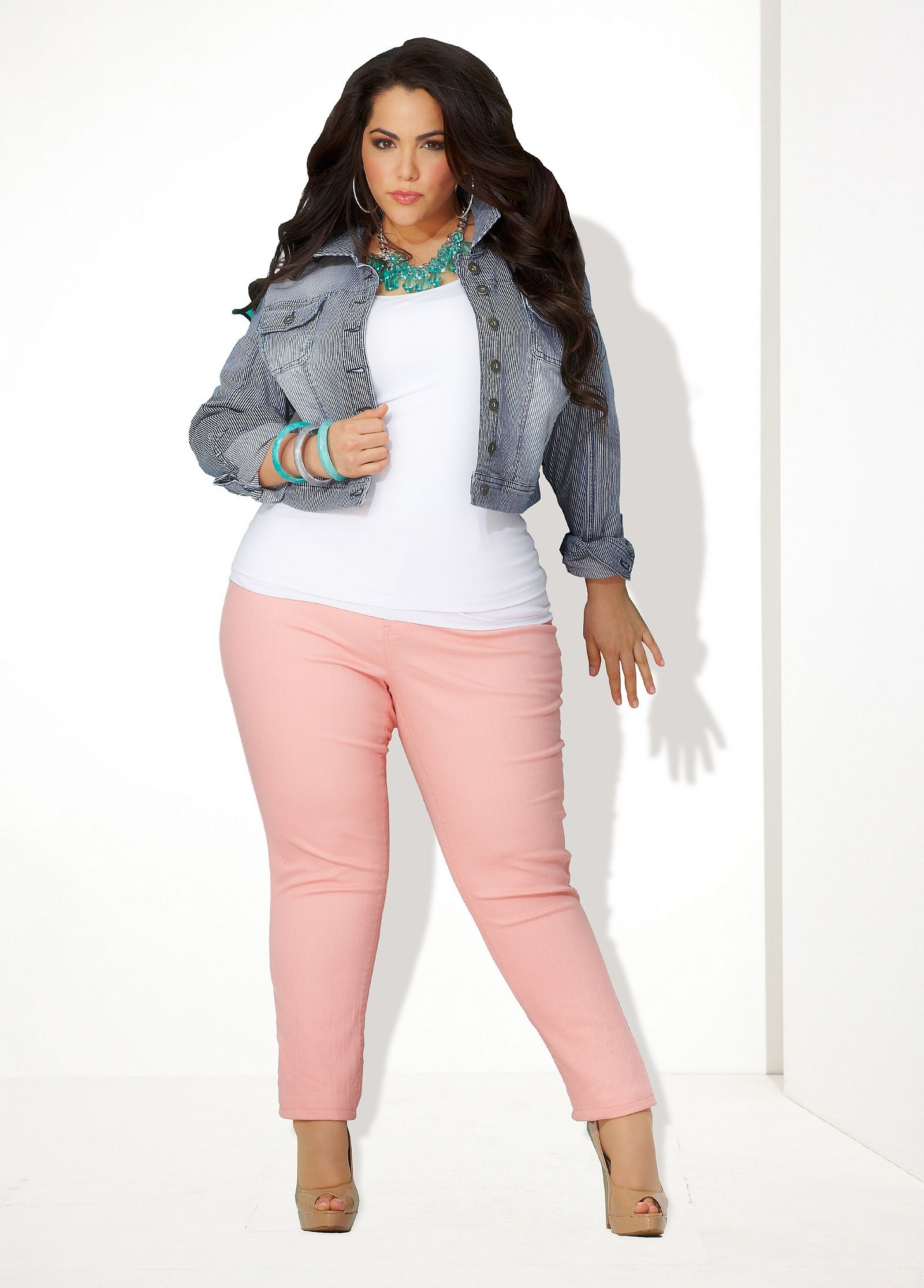 Ashley Stewart Plus Size Model Nicole Zepeda | She Wears It Well ...