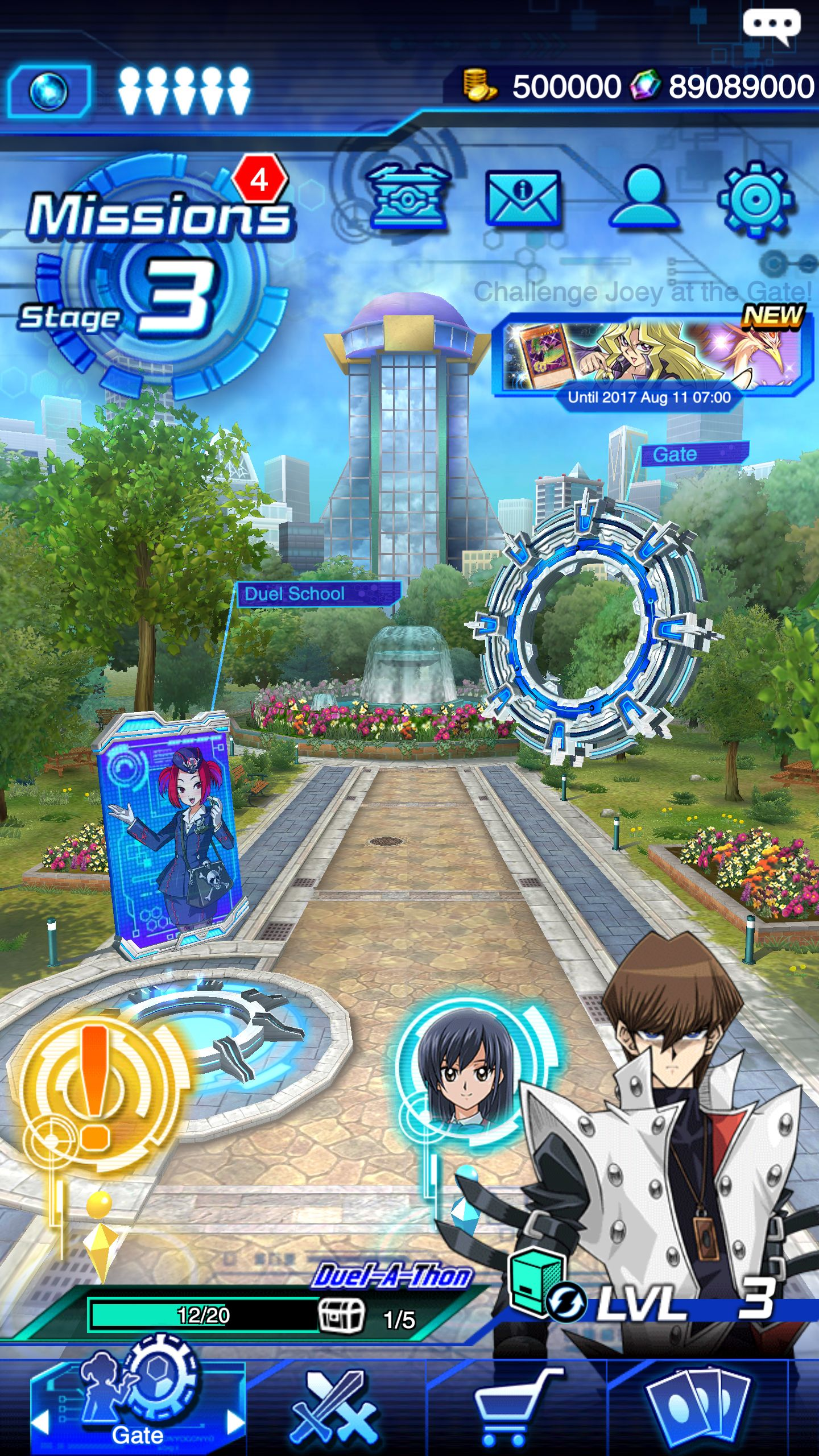 Pin by Jason Purcell on Yu-Gi-Oh! Duel Links hack gems and