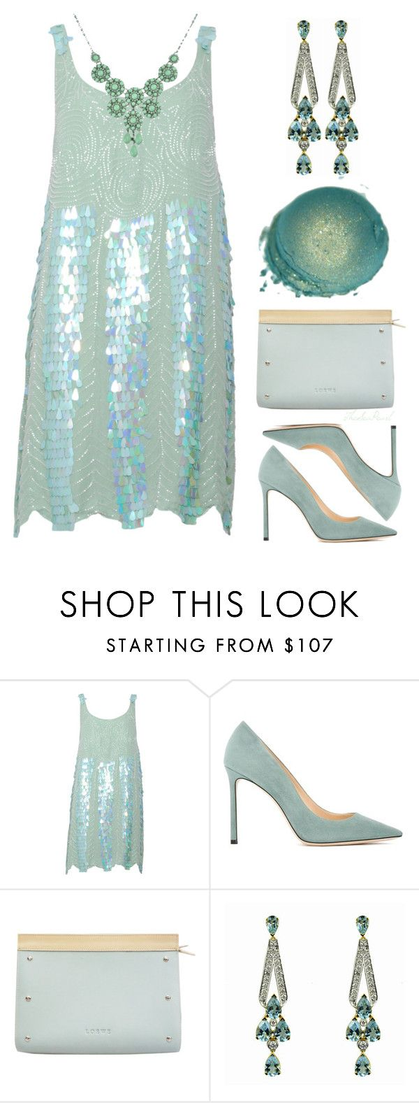 Perfect Party Dress: Aqua Mint\