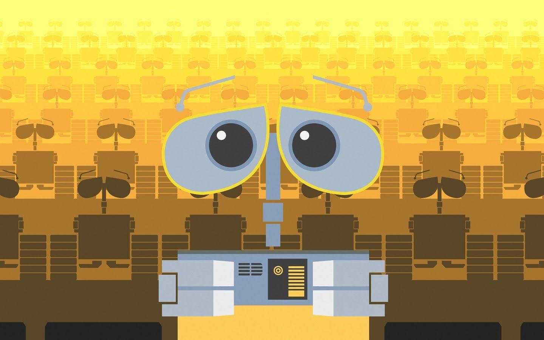 WALL-E artwork   Adventure Beyond the Ordinar-E   Pinterest