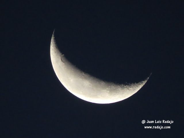 Luna en cuarto menguante en La Guardia (Toledo) | Diana/Artemis ...