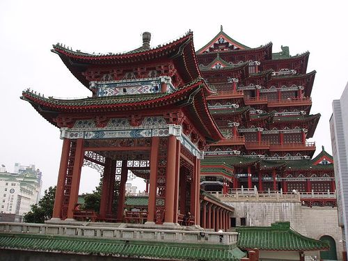 ancient Chinese architecture Architecture Pinterest Chinese