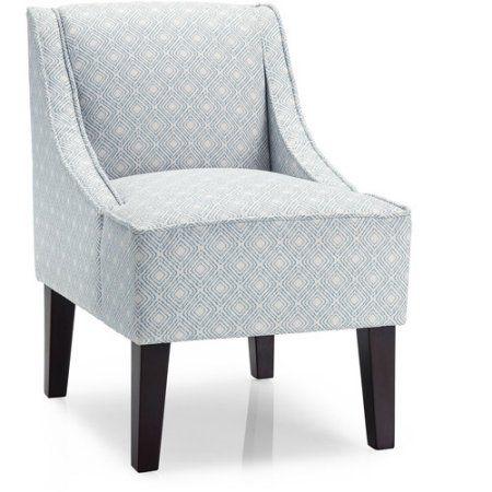 Best Phoenix Gigi Upholstered Accent Chair Multiple Colors 400 x 300