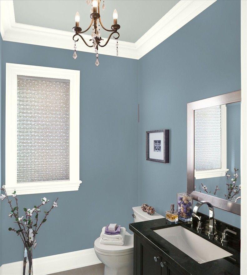 23 Amazing Ideas For Bathroom Color Schemes: Bathroom Paint Colors, Bathroom Colors, Room Paint
