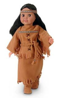 50778065d087 Free pattern for an American Indian Dress for 18