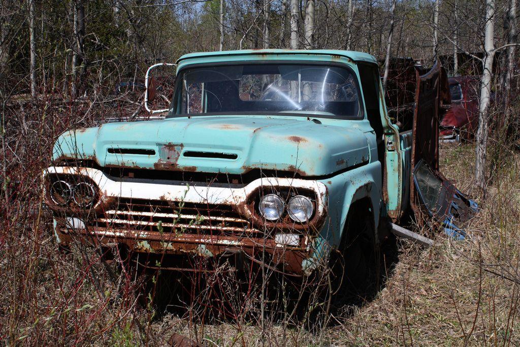 1960 Ford Truck Ford Trucks Ford Truck Old Trucks