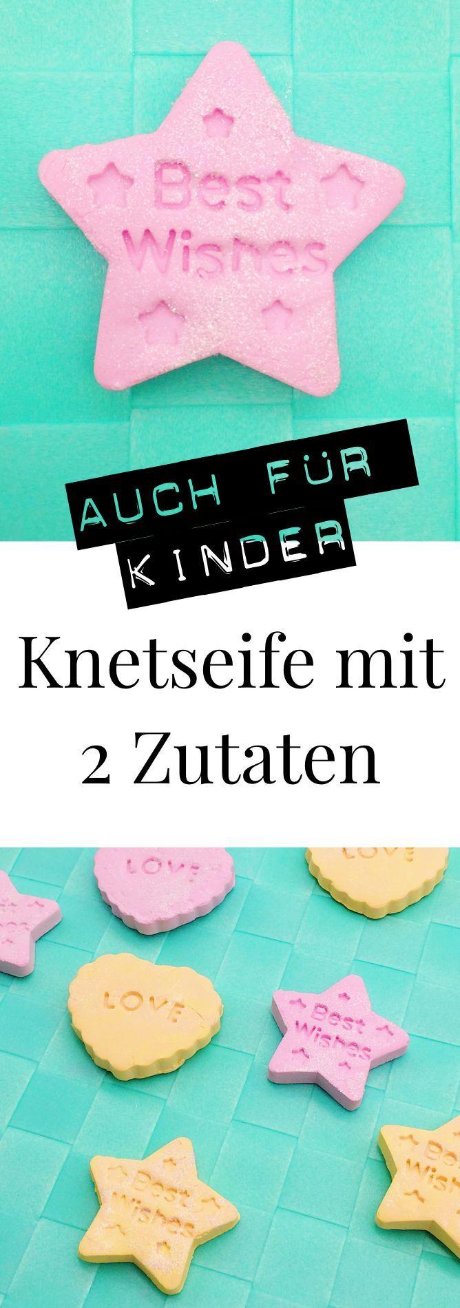 Brilliant Geschenke Basteln Mit Kindern Bastelideen Ideen Von Diy Knetseife Selber Machen: Schöne Diy Für