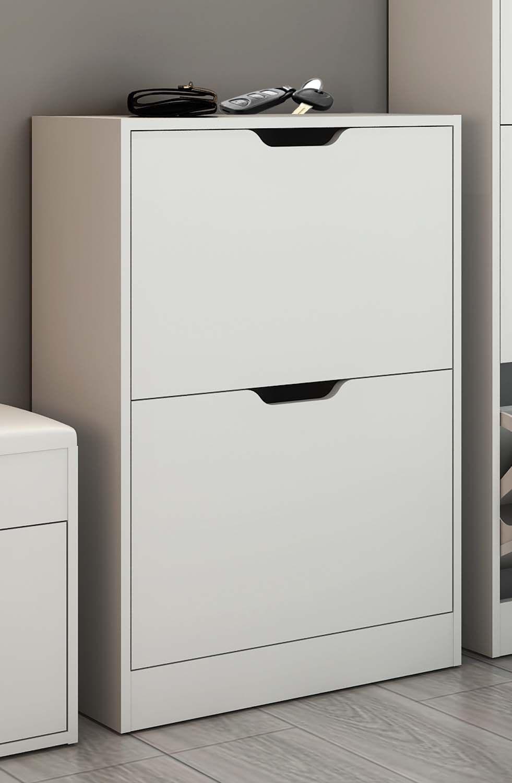 8 Unglaublich Bild Von Schuhschrank Kipper Weiss Filing Cabinet