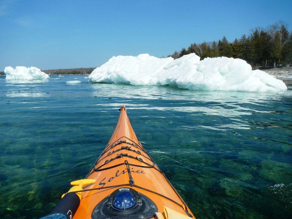 Get Ready For Outdoor Adventure Dcvb News Kayaking Lake Kayaking Kayak Adventures