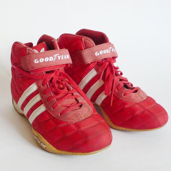 adidas goodyear rojas