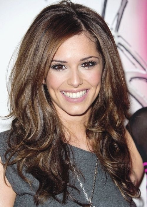 Cole Coloring Pictures : 50 best brown hair color ideas for 2014 herinterest.com cheryl