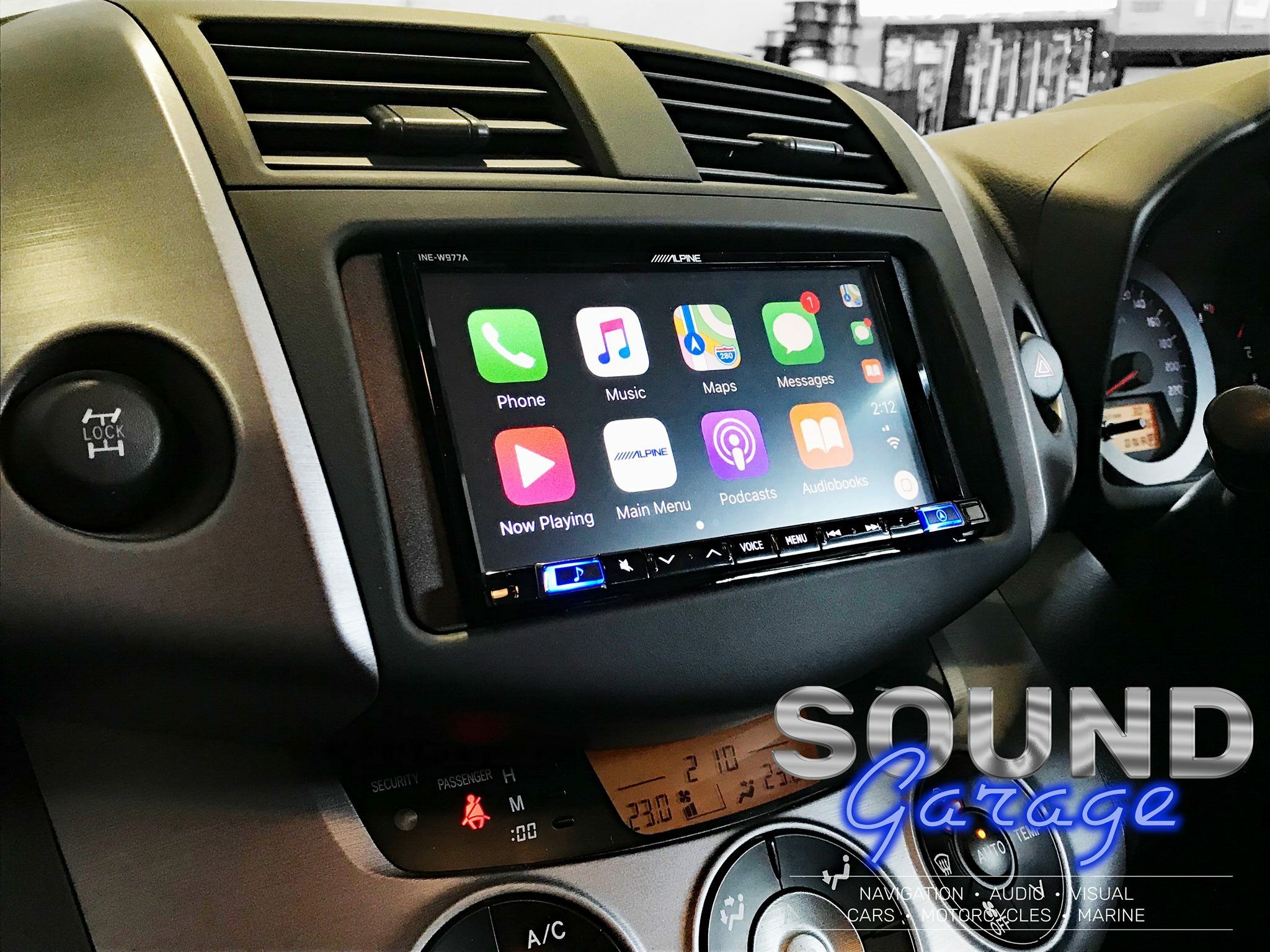 Pin by Sound Garage QLD on Car Stereo Apple car play