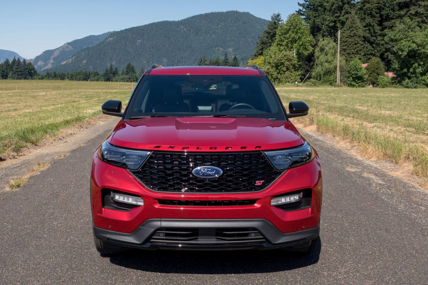 Ford has made some tactical changes to its midsize