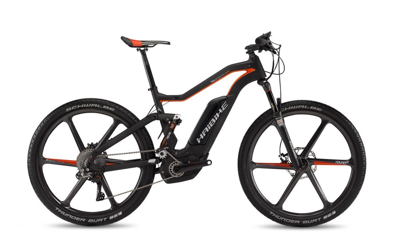 Haibike Xduro Fullseven Carbon Ultimate E Bike Fahrrad Xxl E Bike Neuheiten