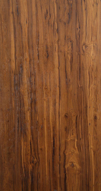 Natural Teak Veneers Tea Tree Panello Wood texture
