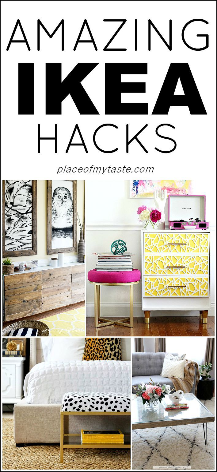 Do You Love A Good IKEA Hack? These Amazing Ones Are Mind Blowing! Check