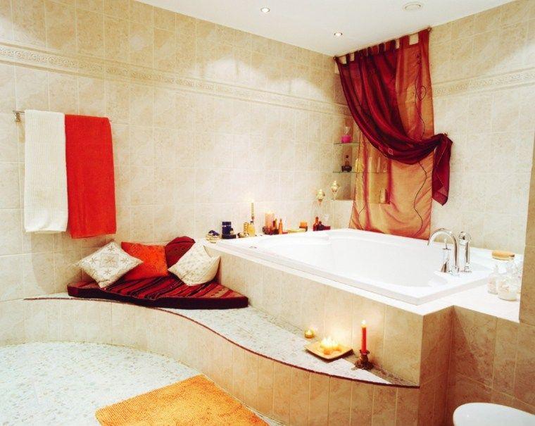 Valentijnsdag romantisch idee u versier je badkamer decoratie