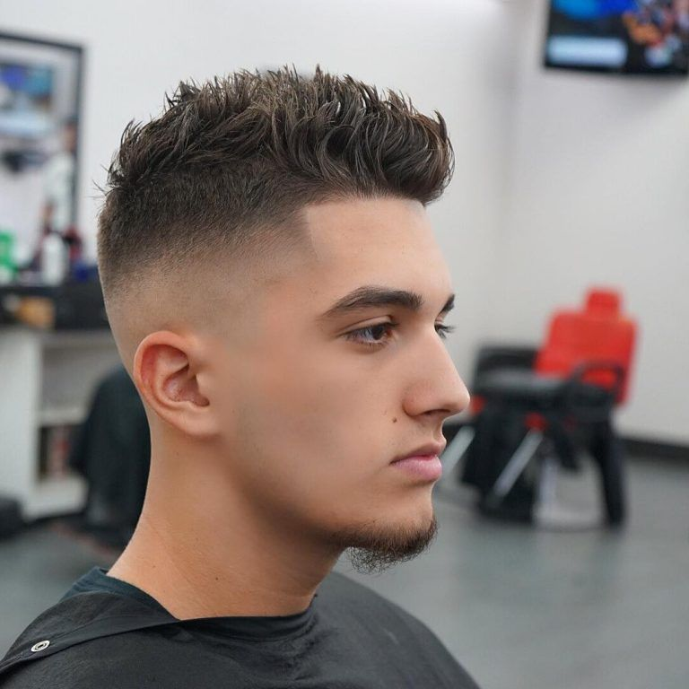 49 Short Haircuts + Hairstyles For Guys (2020 Update