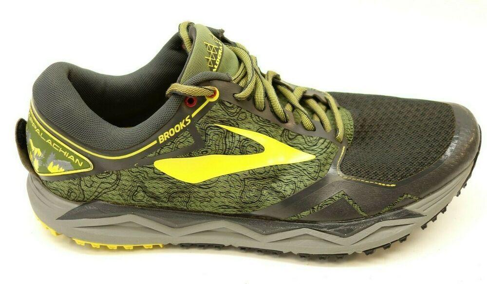 Appalachian Trail Running Shoes #Brooks
