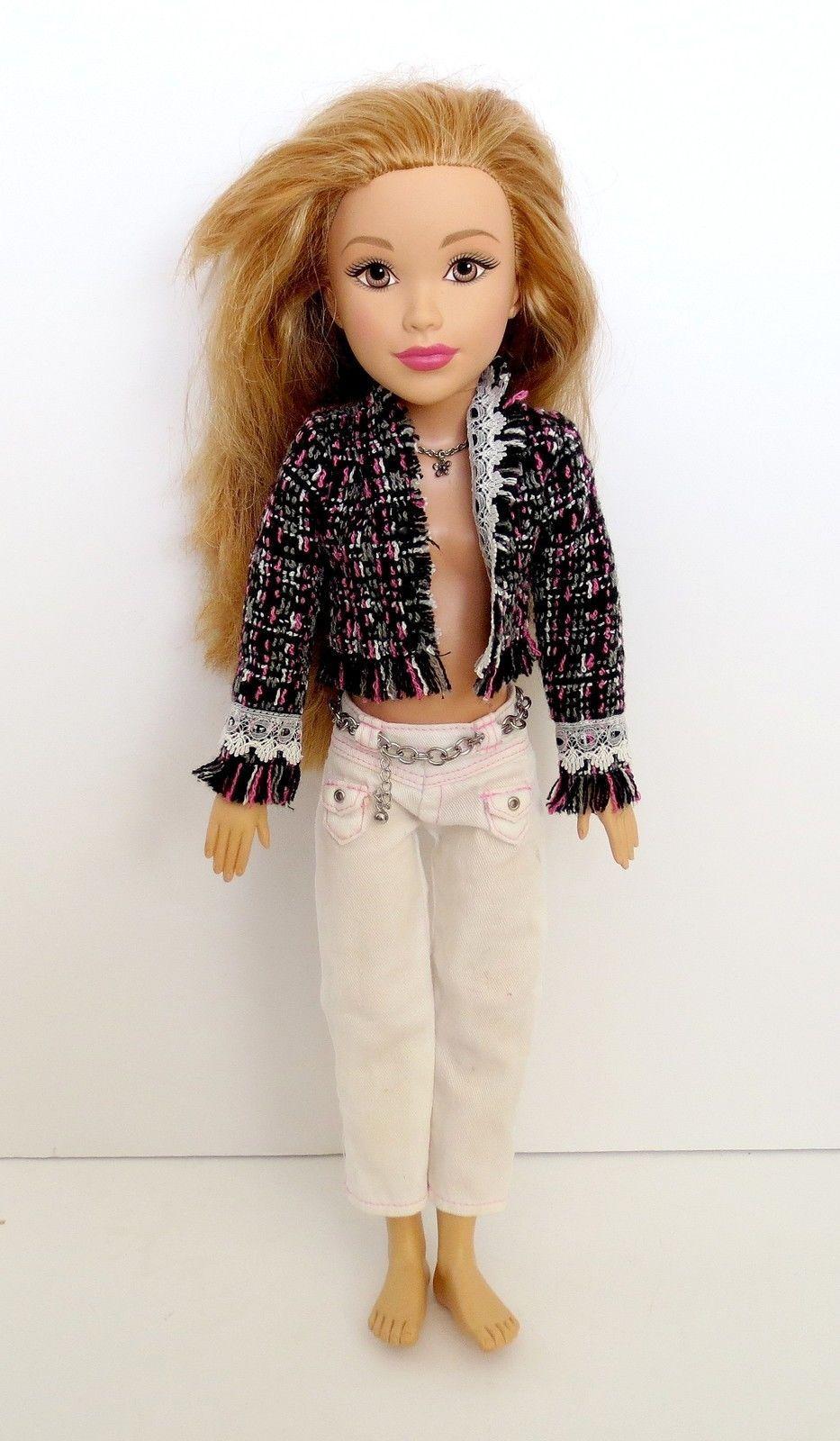 Mattel teen trends doll