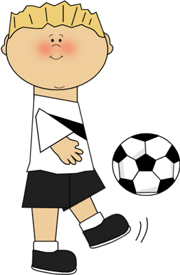 Boy Playing Soccer Clip Art Boy Playing Soccer Image Soccer Images Soccer Theme Clip Art